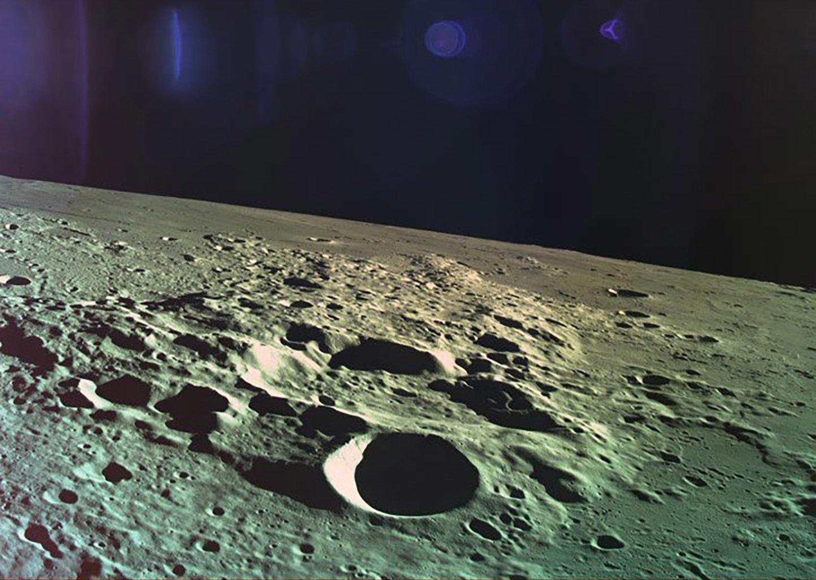 Μυστηριώδης ανακάλυψη στη Σελήνη